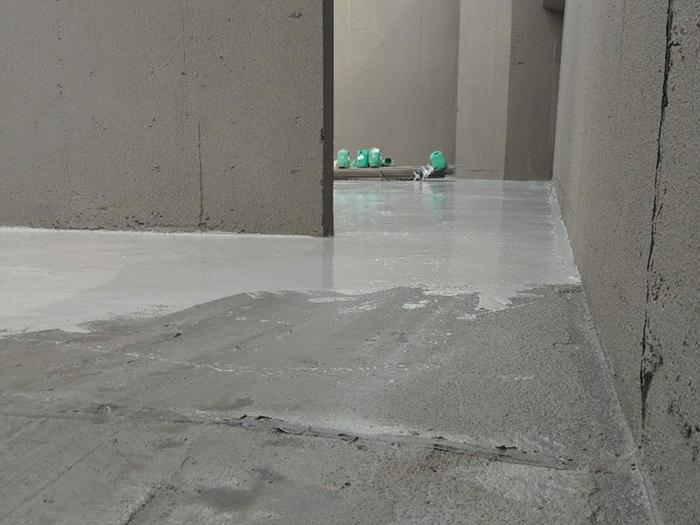 聚合物防腐砂浆