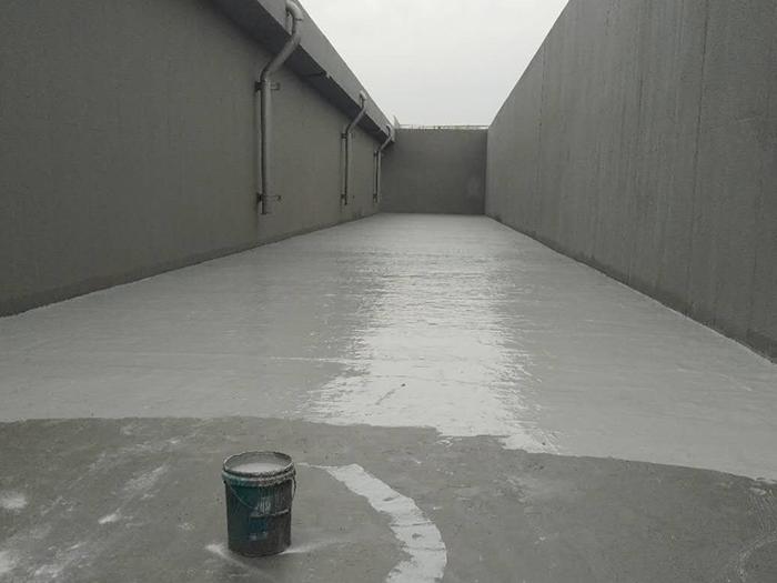 水泥渗透结晶型复合防腐防水涂料